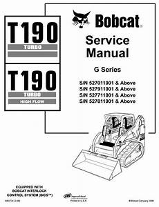 30 Best Bobcat Manuals Images On Pinterest