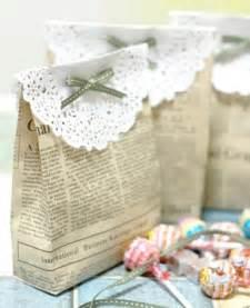 handmade wedding gifts diy vintage wedding favors handmade vintage gift bag 814404 weddbook