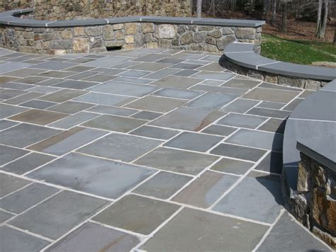 cost of flagstone patio versus pavers home design ideas