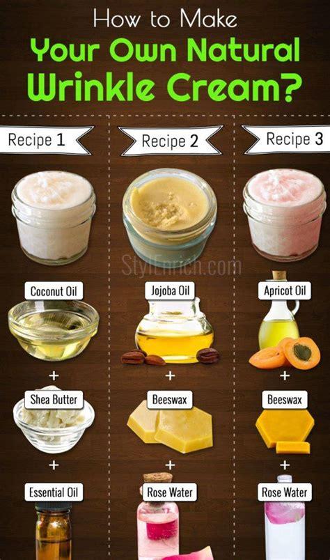 diy wrinkle cream    natural anti aging cream