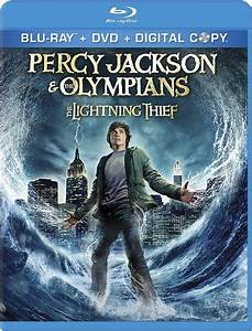Percy Jackson & the Olympians: The Lightning Thief DVD ...
