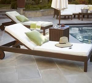 Chaise Longue Confortable : la chaise longue le meuble id al pour l 39 t ~ Teatrodelosmanantiales.com Idées de Décoration