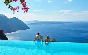 Santorini Hotel Infinity Pool