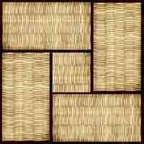Japanese Floor Mat - bring japanese ambiance in your dining space with these
