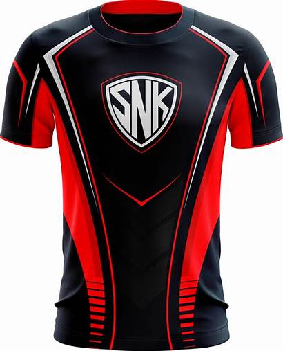 Jersey Esports Gaming Pro Template Snk Shirt