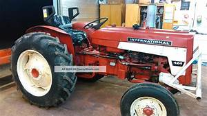 International 424 Tractor Images