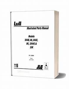 Jlg 6k 8k 10k Parts Manual