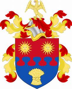 File Coat Of Arms Of George Peabody Svg