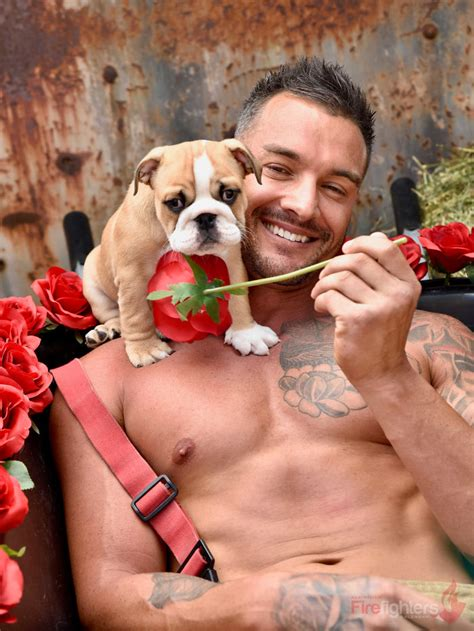 australian firefighters published charity calendar
