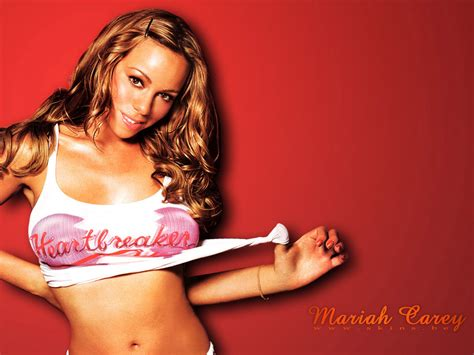 Mariah Carey Desktop Wallpaper Free Download In Widescreen