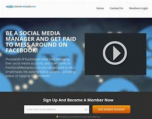 Paid Social Media Jobs Review - Is It a Scam? - Dale Rodgers