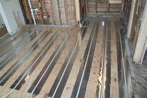 Heating Bathroom Floor Bathroom Basement Floor Heating