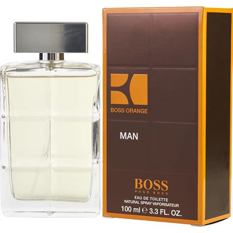 Boss Orange Man Eau de Toilette FragranceNetcom®