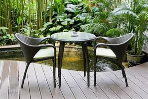 20 best garden furniture trends 2017 theydesignnet With katzennetz balkon mit aluminium rattan garden furniture