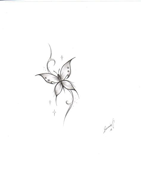 latest butterfly tattoo designs samples