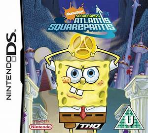 Spongebobu002639s Atlantis Squarepantis Box Shot For Ds Gamefaqs