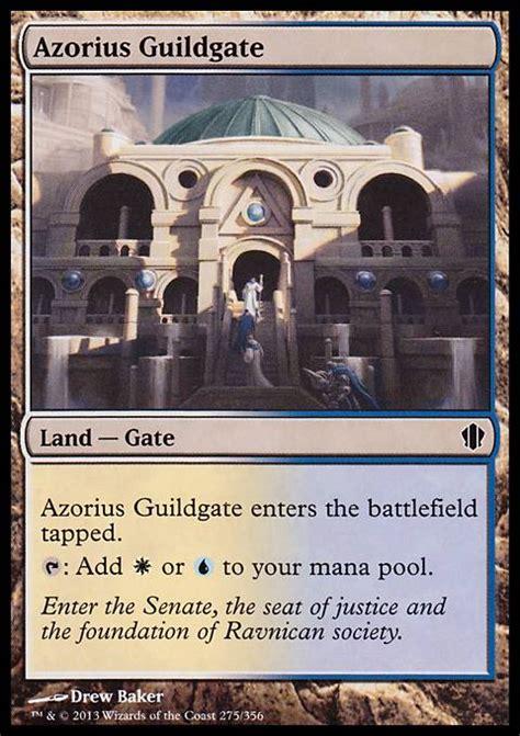 azorius guildgate mtg card