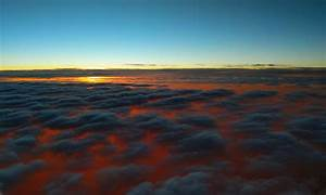 Sunset Above Clouds, HD Nature, 4k Wallpapers, Images, Backgrounds, Photos and Pictures