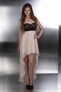 Kleid Türkis Kurz : cocktailkleid vorne kurz hinten lang creme schwarz aus ~ Watch28wear.com Haus und Dekorationen