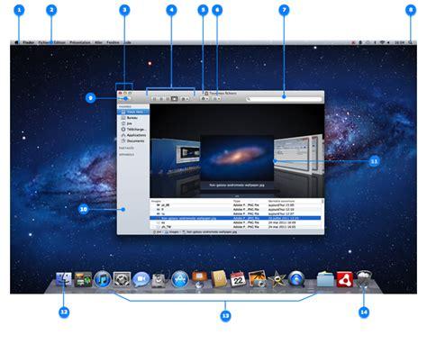 bureau apple les bases du mac passer de l explorateur windows au
