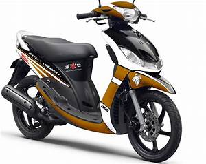 Yamaha Mio Sporty 2009 Cutting Design By Mod