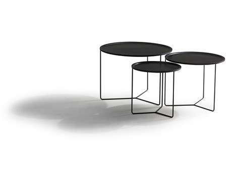 black metal end table black metal side tables ambience doré