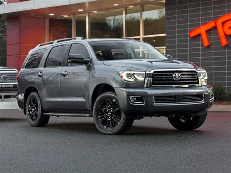 2019 Toyota Sequoia by 2019 Toyota Sequoia Deals Prices Incentives Leases