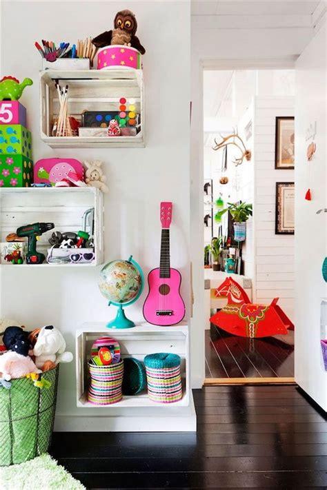 childrens room storage 25 creative diy storage ideas to organize room 2172