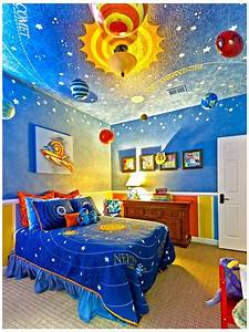 30, Space, Themed, Bedroom, Ideas, To, Leave, You, Breathless