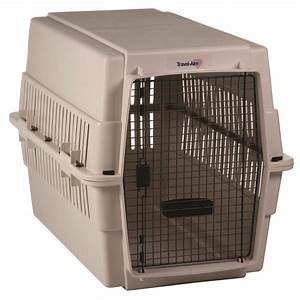 Ikennel travel aire dog kennel sizes for Dog travel kennels for sale