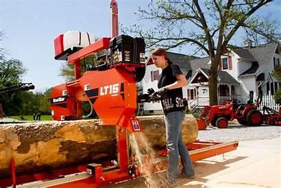 Lumber Projects Building Backyard Sawmill Portable Wood