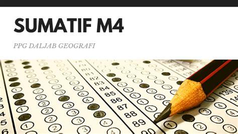 Pada halaman ini akan kami bagikan tentang: Soal dan Jawaban Tes Sumatif Modul 4 - Gurugeografi.id