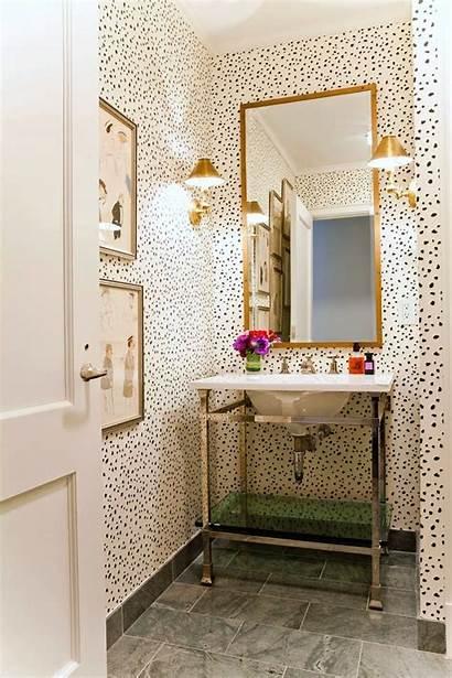 Bathroom Leopard Decor Pattern Wall Cheetah Mirror