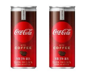 However, if you are looking for caffeine, which i assume you are, coffee has more caffeine by volume than coke, so you're better off drinking. COKE COFFEE PLUS SOFT DRINK KOREAN FLAVOR CAFFEINE COLA | eBay