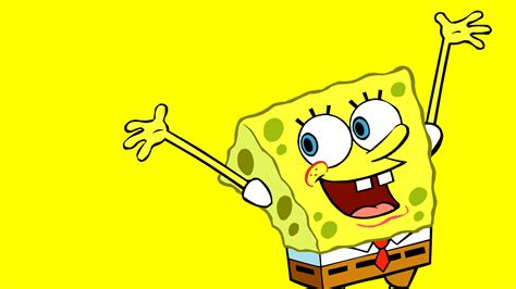 Free Download Hd 1920 X 1080 Spongebob Wallpaper Image And