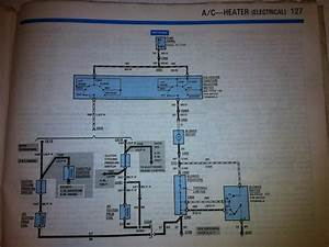 Wiring Schematic For A  C -heat On A 1984 F250 Diesel