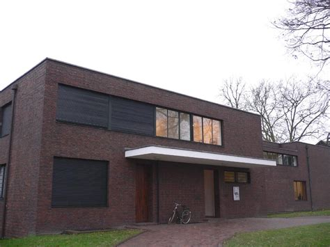 Mies Der Rohe Haus by Design Is Mies Der Rohe Haus Lange Haus