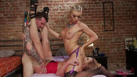Phoenix Marie Will Havoc Aubrey Kate In Dirty Shemale