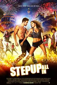 Step Up All In Interview: Briana Evigan Talks Favorite ...