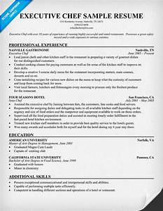 resume cover letter examples chef free images resume samples With how to write a chef resume