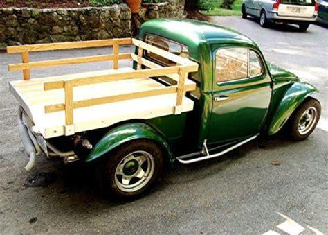 volkswagen bug truck buy new 1960 volkswagen beetle pick up truck a unique
