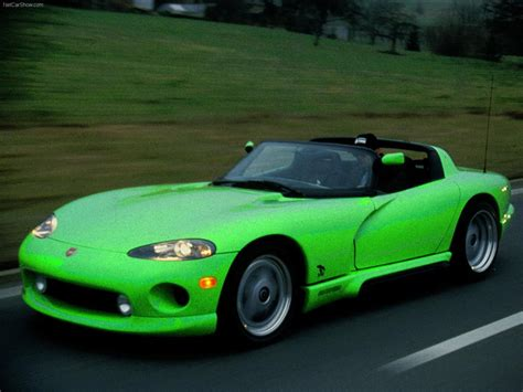 dodge viper rt concept vehicle car  catalog