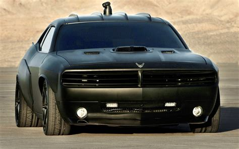 Dodge Challenger Tuning Custom Muscle Cars Hot Rod