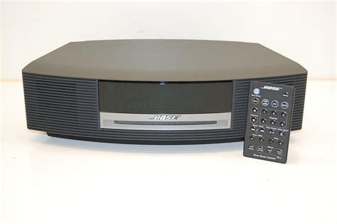 bose cd radio bose awrcc1 wave radio system am fm cd ebay