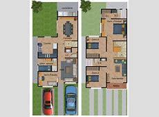 De De Casas Pisos Metris 8 2 Cuadrados De Planos 6