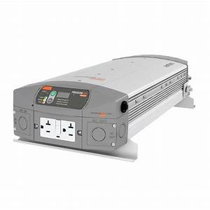 Xantrex Freedom Hfs Inverter  Charger 2000w  120 Vac With