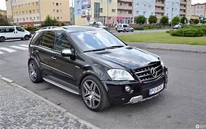 Laderaumabdeckung Mercedes Ml W164 : mercedes benz ml 63 amg w164 2009 16 june 2014 autogespot ~ Jslefanu.com Haus und Dekorationen