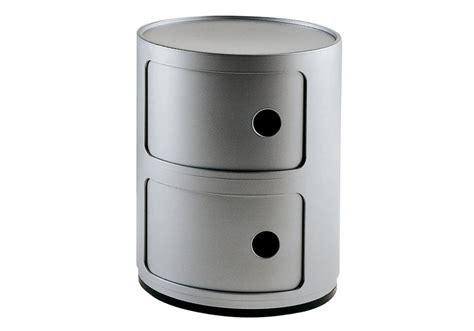 cassettiere kartell componibili kartell contenitore 216 32 cm milia shop