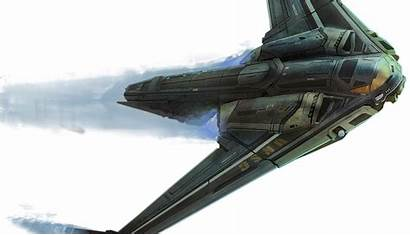 Halo Cockpit Bomber Shortsword Range Vehicles Suborbital