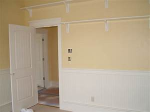 best ideas for beadboard paneling best house design With best brand of paint for kitchen cabinets with paneled wall art